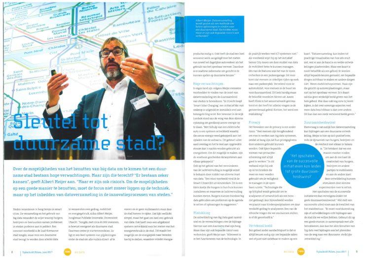Artikel in Tijdschrift Milieu