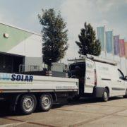 zonnepanelen jaarbeurs in proeftuin stationsgebied