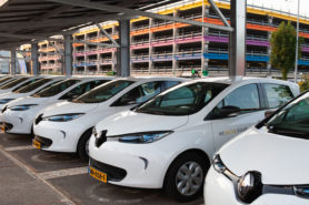 we drive solar auto's op jaarbeurs utrecht - smart solar charging openingsfeest