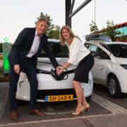 robin berg mona keijzer opening smart solar charging jaarbeurs