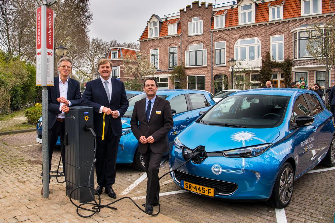koning Willem-Alexander bidirecitoneel ecosysteem