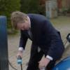 Willem-Alexander Utrecht elektrische auto