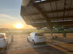 Smart Solar Charging